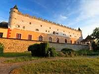 Замъкът Зволен в Словакия