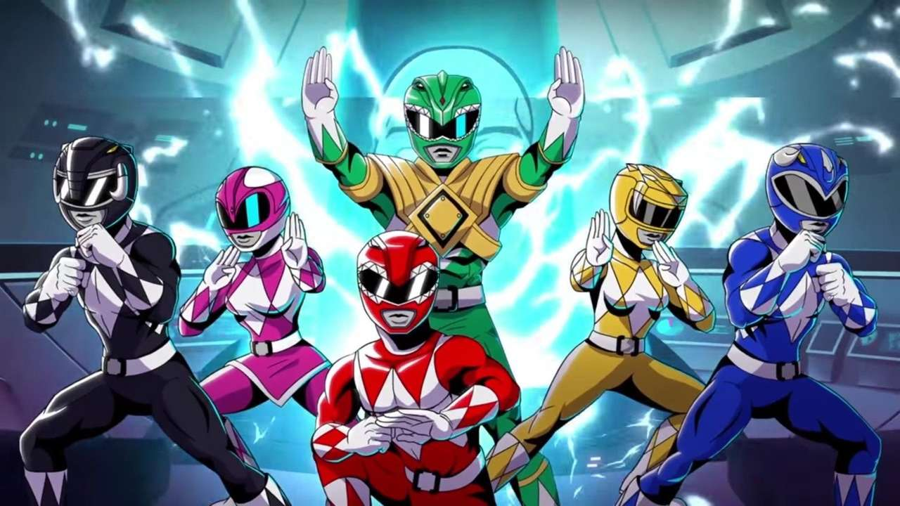 Power Rangers Ultra - rozwiąż tę zagadkę PR (10×6)