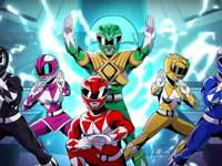 power rangers ultra