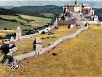 Замъкът Спиш в Словакия