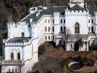 Rusovce Castle in Slowakije