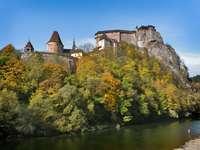 Burg Orava in der Slowakei