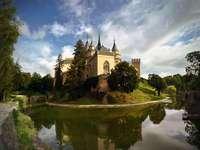 Bajnice kastély Szlovákiában