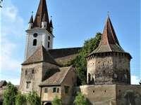 Altsohl kasteel in Slowakije