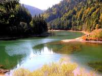 Landschaft in der Slowakei