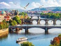 République Tchèque. Prague.