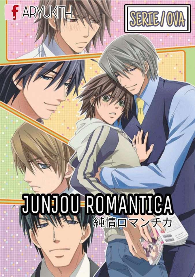 junjou romantica онлайн пъзел