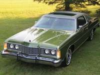 1973 Ford LTD Brougham