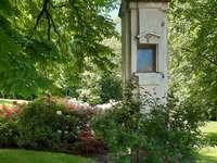 capela no parque