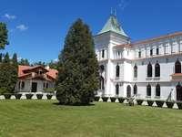 palatul din sudul Poloniei