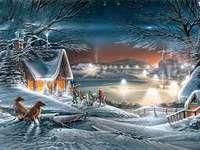 Зимен изглед