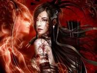 Warrior schoonheid
