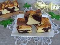 νέγρος με τυρί