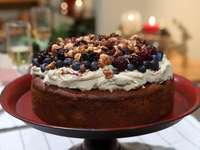 Веган торта