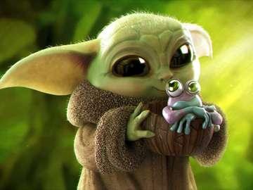 baby yoda !!!