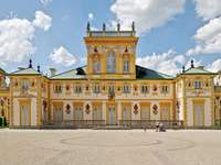 Дворец във Виланов