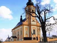 Барокова църква в Шерока