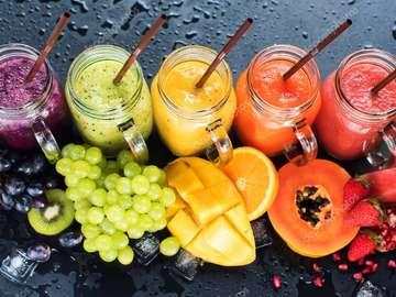 regenboog om te eten