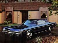 1973 Dodge Monaco Hardtop Coupe