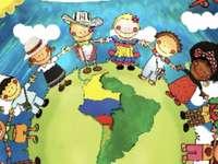 Diversidad Cultural de mi País Colombia