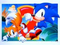 Sonic 2 est le premier jeu sonore auquel j'ai joué.