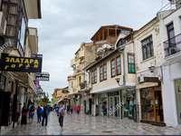 Охридска чаршия