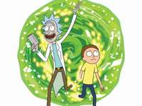Puzzle - Morty