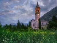 Kościół św Eustachiusza-- czarnogóra