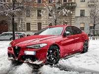 Alfa Romeo giulia Milano Italia