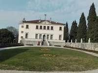 Vicenza Palladian villor Italien