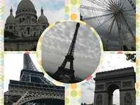 památky v Paříži