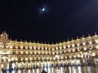 Starosta města Salamanca