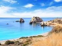 Římská skála na Kypru