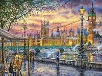 Peint Londres.
