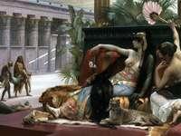 Kleopátra 1887. Alexandre Cabaneltől