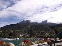 LAKE ANNECY.