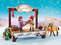 blocchi- concerto di Natale