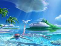 Παραδεισιακό νησί