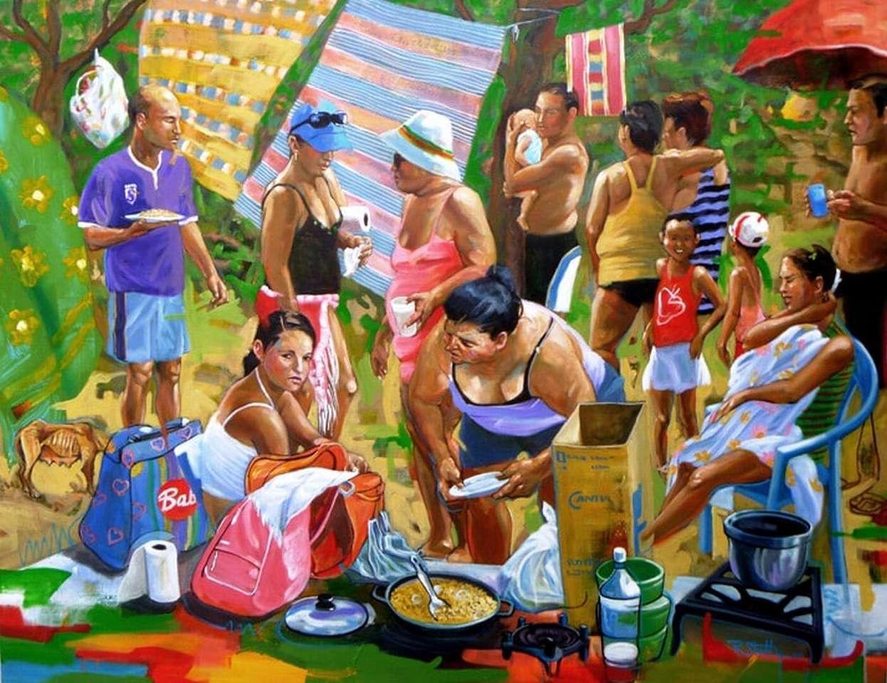 MUNCA DE ARTA - Operele de artă sunt modalități de a-ți exprima sentimentele (11×9)