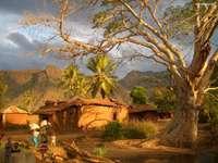 village autrefois