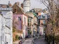 Rue de l'Abreuvoir - Paris
