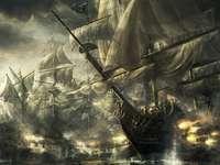 buques de línea