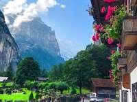 Lauterbrunnen, Ελβετία