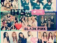 BTS Y BLACKPINK