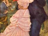Dans bij Bougival, Pierre