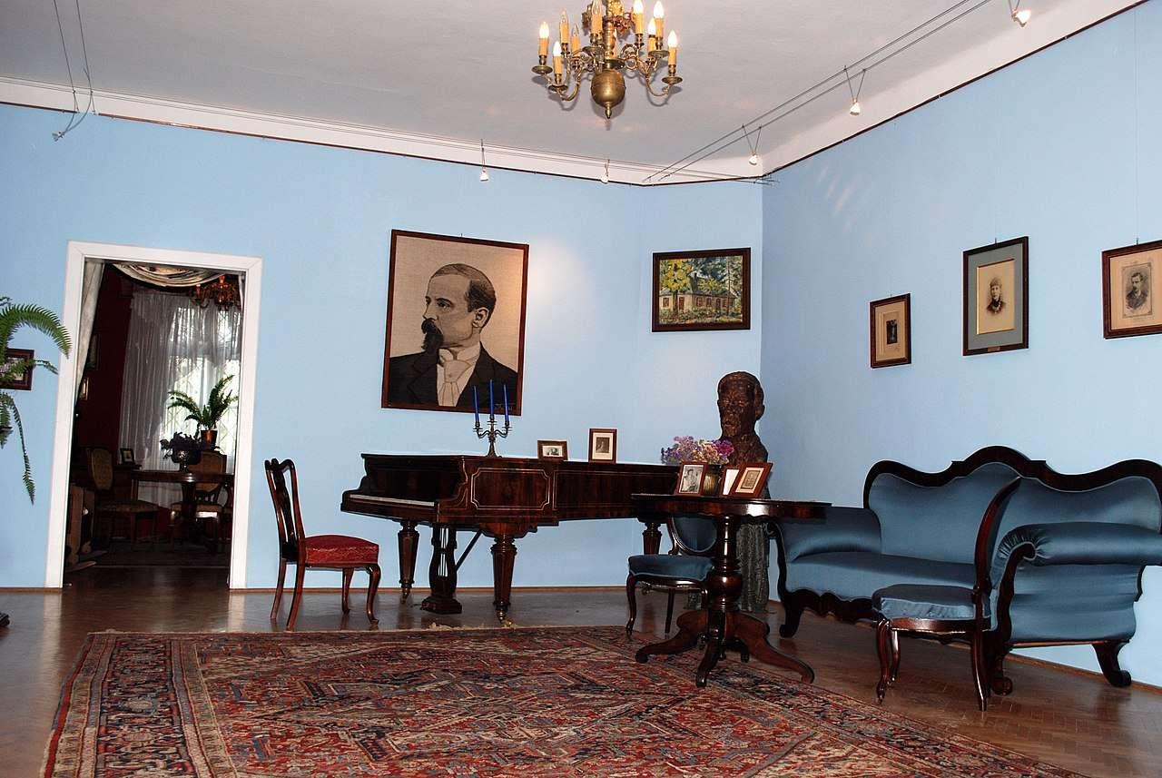 Музеят на Хенрик Сенкевич в Вола Окржейска -  (11×8)