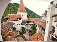 Zamek Bran - Rumunia