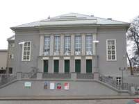 Theater in Olsztyn
