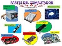 Interne onderdelen pc