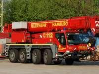 Fwk 60 пожарна команда Хамбург